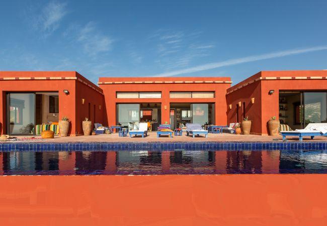 Villa/Dettached house in Massa - Riad Ocean, facing atlantic, into natural reserve of Souss-Massa, Agadir south