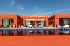 Villa in Massa - Riad Ocean, facing atlantic, into natural reserve of Souss-Massa, Agadir south