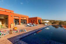 Villa à Massa - Riad Océan, face à l'atlantique, dans la réserve naturelle de Souss-Massa, au sud d'Agadir